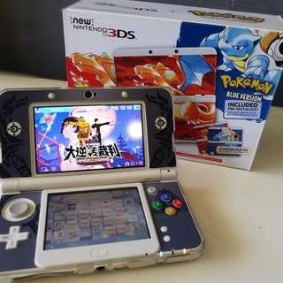 Rare Top IPS New 3DS Pokemon 20th Anniversary