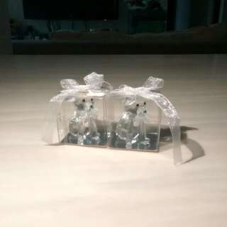 Dog crystal $80 (each)