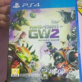 PS4植物大戰殭屍