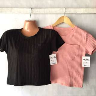 Blouses Crop Top