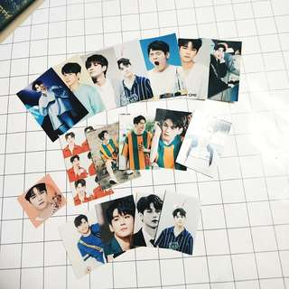 SeongWoo Stickers Wanna One