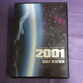 DVD 2001太空漫遊 史丹尼寇比力克