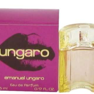 Apparition Perfume by Emanuel Ungaro for Women. Eau De Parfum Spray - 5ml