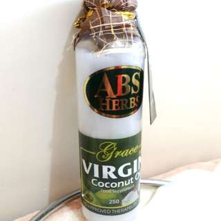 Virgin Coconut Oil (250ml)
