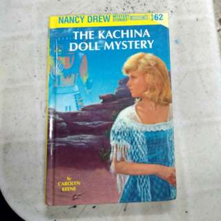 Nancy Drew Hard Bound
