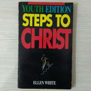 book 書 小說 Steps to Christ