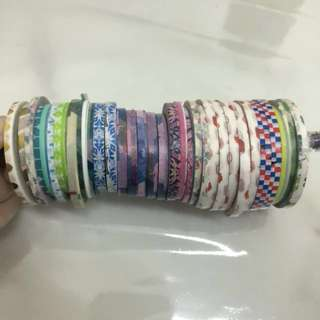 (RANDOM) MINI Washi Tapes
