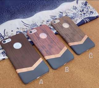 case circle wood iphone 6