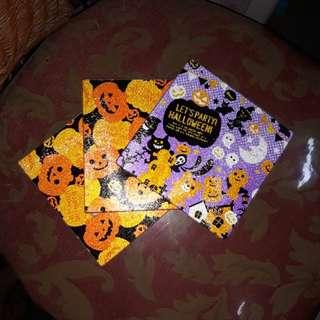 Table mat .....halloween design!!