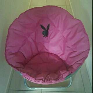 PLAYBOY ADULT MOON CHAIRS