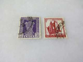 India Stamps #M108