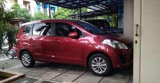 Jual mobil Ertiga GL manual 2012
