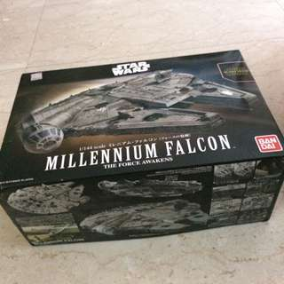 Star Wars Millennium Falcon 1/144 Scale