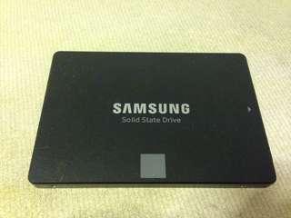 Samsung 250GB SATA III SSD
