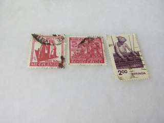 India Stamps #M111