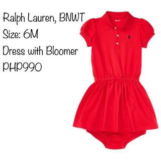 Dress with Bloomer