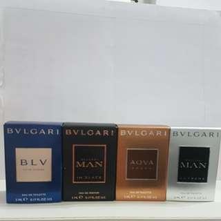 Miniature Perfume (men)