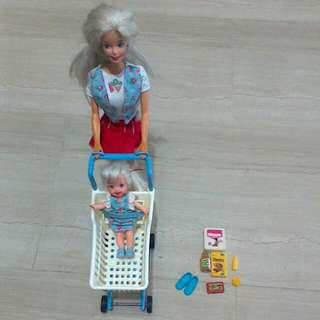 Authentic Barbie Dolls