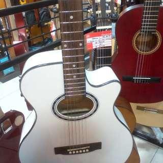 Cicilan guitar akustik tanpa kartu kredit proses cepat 3 menit