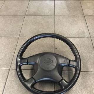 Nissan steering
