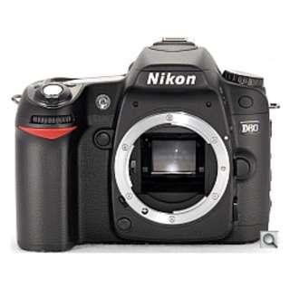 Nikon D80 DSLR Body