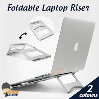 Foldable Laptop Riser Stand