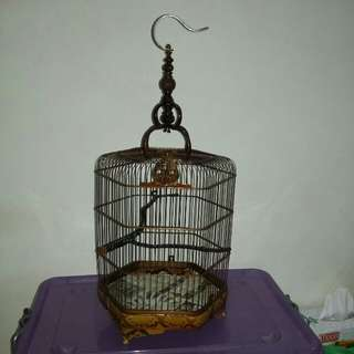 Old cage