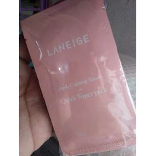 LANEIGE QUICK PACK TONER 5ML