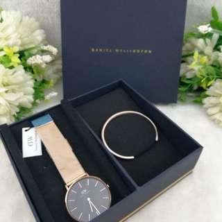 DW Gift Box Set Watch