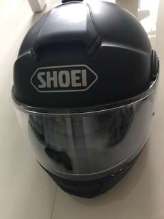 Shoei Neotec Matt Black XL