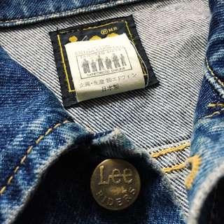 Lee Riders 0424 Denim Jacket Made in Japan