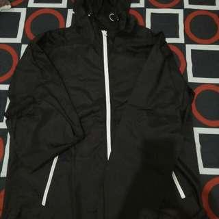 Jaket anti air + olahraga
