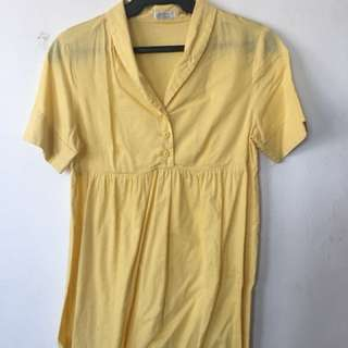 Yellow empire  top
