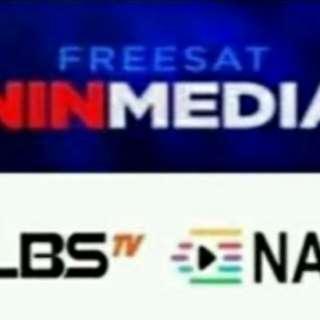 Antena parabola mini ninmedia bebas iuran bulanan