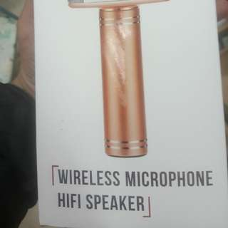 Wireless Hifi Microphone