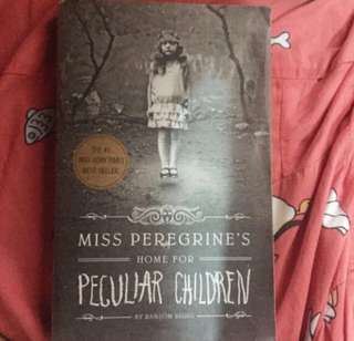 Miss Peregrine's Home for Peculiar Children [Book 1]