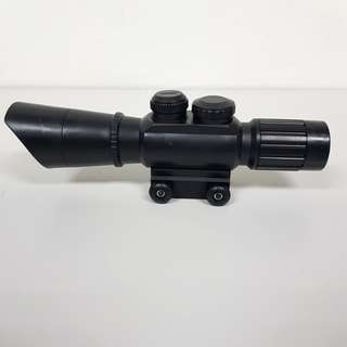 ACOG style wbb toy scope