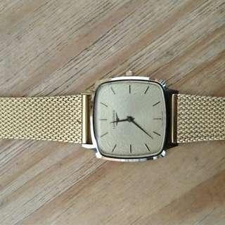 Longines watch, quartz