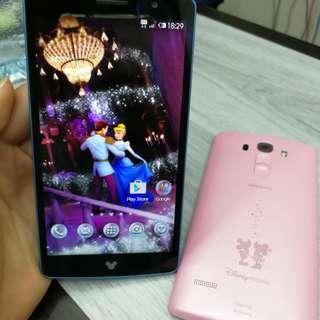 LG G2 Disney 手機