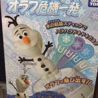 <<朋友寄賣>>Olaf 玩具