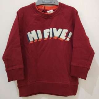 hi5 sweatshirt