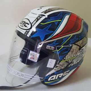2302***ARC AR4 SPECIAL EDITION Helmet For Sale 😁😁Thanks To All My Buyer Support 🐇🐇 Yamaha, Honda, Suzuki