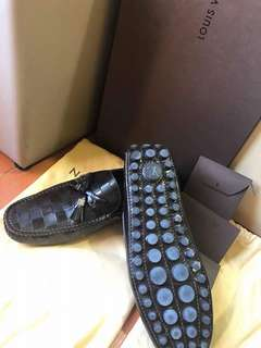 lv shoes for men size 8