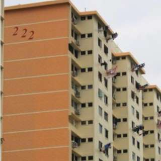 Clean Common Rooms Toa Payoh Lor 8