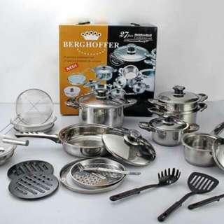 Set Kitchenwares