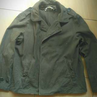 Jaket canvas