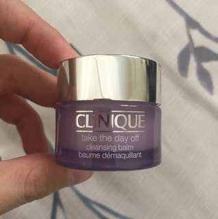 #Buy2get1free Clinique take the day off cleansing balm