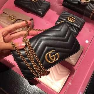 Gucci GG marmont crossbody bag 斜咩袋