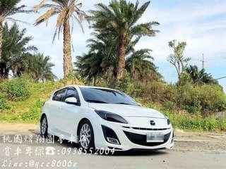 11年Mazda3 受夠天冷還要騎車吹風淋雨?歡迎來電讓您免受寒風折磨0938-552-004煒翔
