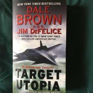 Dale Brown - Target Utopia